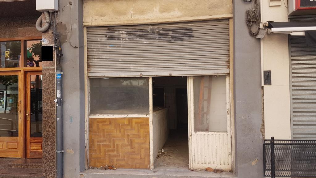 Local comercial en venta en Basauri
