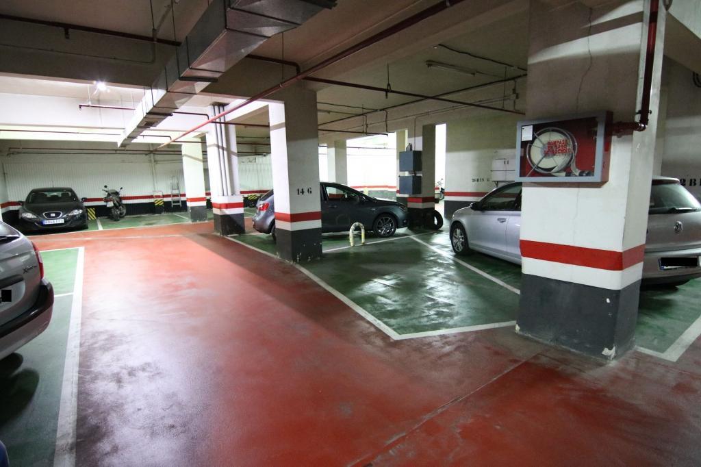 Garaje en alquiler en Basauri